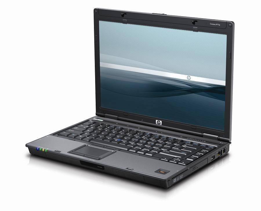 Hp notebook laptop - d804a