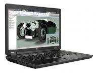Laptop - HP ZBook 17