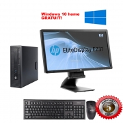 Pachet 3 Calculator + Monitor 23 inch complet (include windows 10 home)