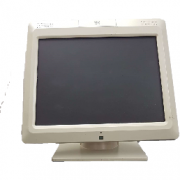 Monitor - Touchscreen NCR 15 inch Model 5965-1015-9090 Alb